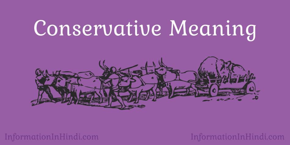conservative-meaning-in-hindi-kya-hai